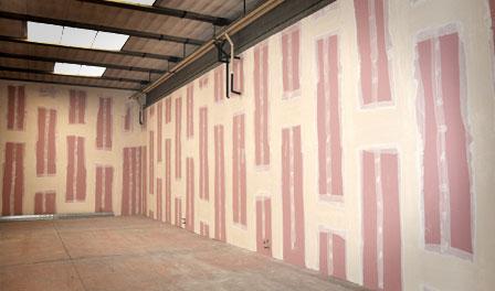 Prezzi antincendio pareti controsoffitti tamponamenti rei 120 rei 90 resistenza al fuoco - Parete in cartongesso costo ...