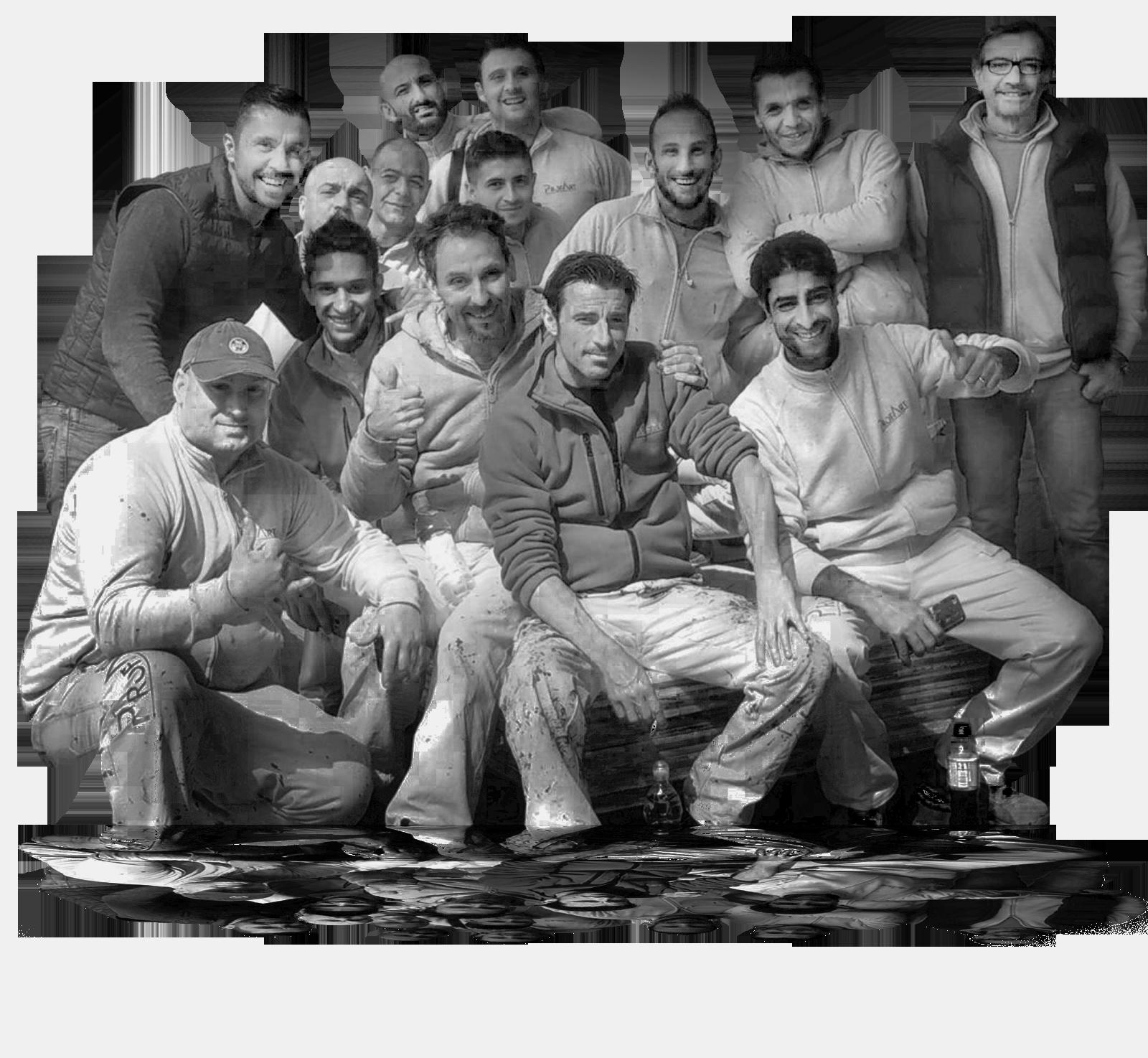 Il team Profart